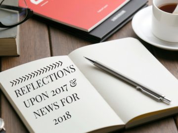 Episode 77: Reflections upon 2017 & News for 2018